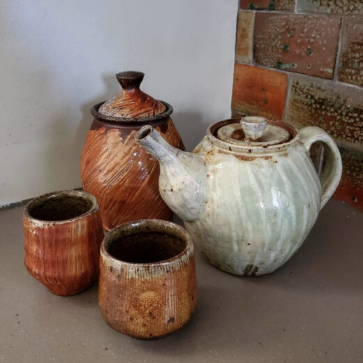 David Roswell Pottery